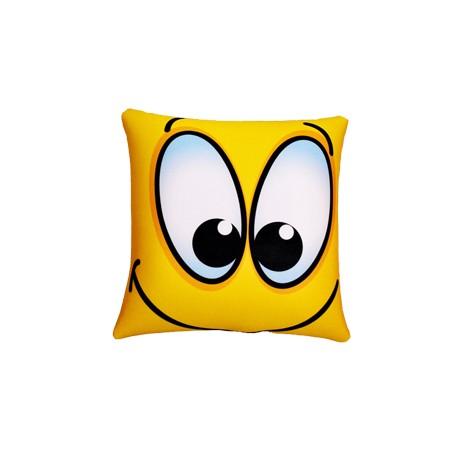 Подушка Игрушка Смайл 02 средний