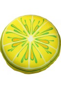 Подушка Игрушка Смайл лимон