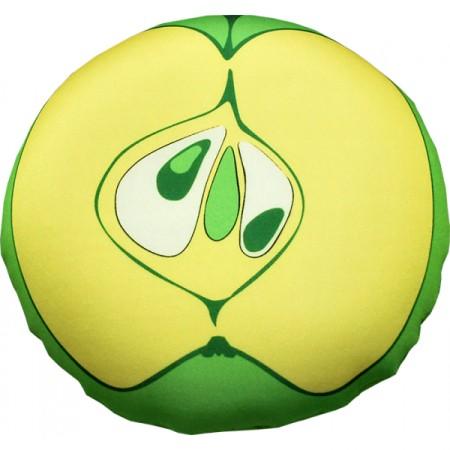 Подушка Игрушка Смайл яблоко