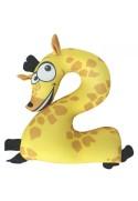 Игрушка Цифра '2' жираф