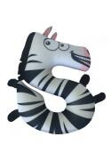 Игрушка Цифра '5' зебра