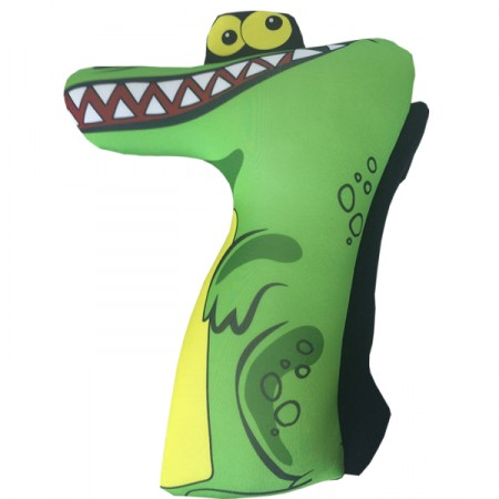 Игрушка Цифра '7' крокодил