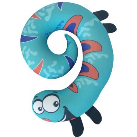 Игрушка Цифра '9' хамелеон